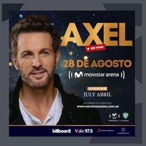 Axel en Vivo  BA