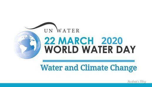Znalezione obrazy dla zapytania: world water day 2020
