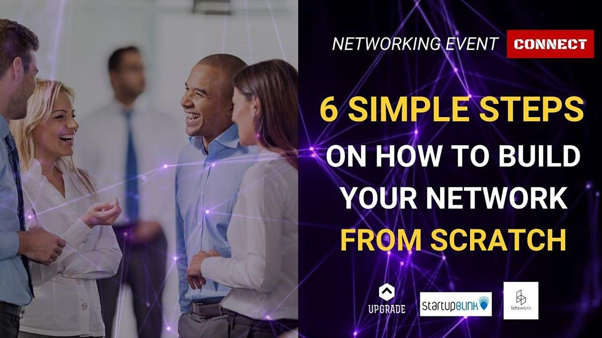 """Networking Event """"7 Secrets Of Networking"""", 24 February   Event in Dubai   AllEvents.in"""
