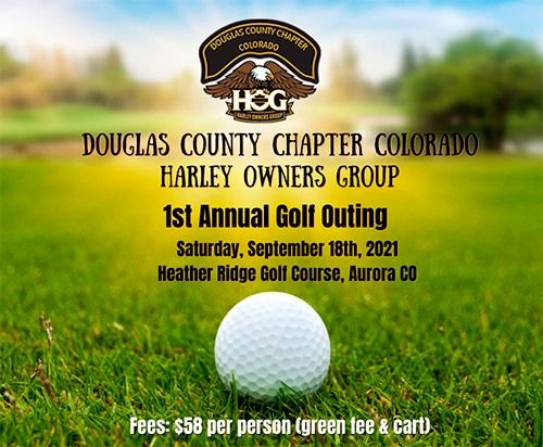 1st Annual DCCC Golf Outing   Event in Aurora   AllEvents.in