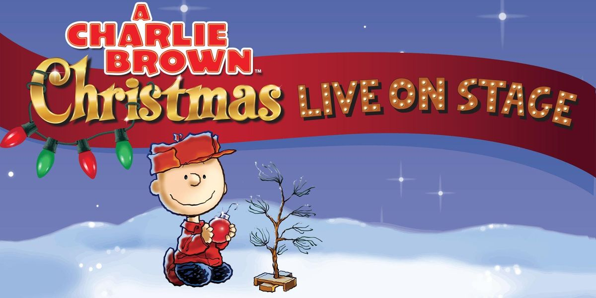 A Charlie Brown Christmas Live On Stage At Vogue Theatre Vancouver