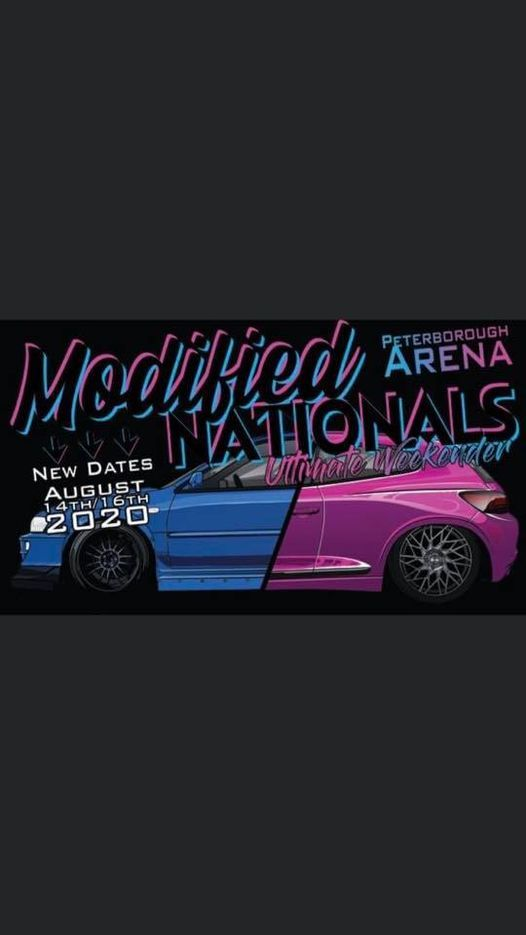 Modified Nationals 2021 : INFLUX STAND, 28 May | Event in Peterborough | AllEvents.in