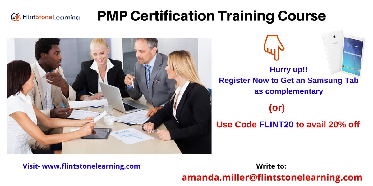 PMP Training workshop in DeSoto TX
