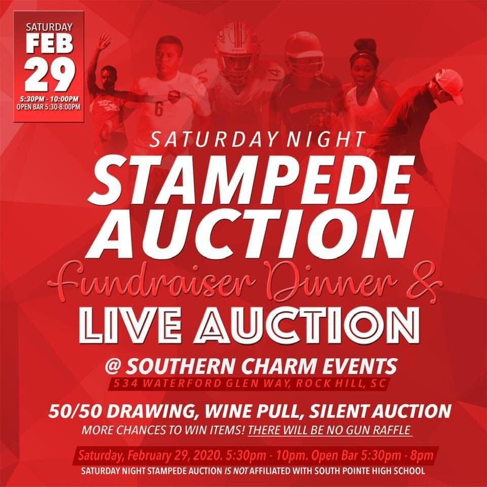 Stampede Auction and Fundraiser
