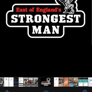 East of Englands Strongest Man 2021