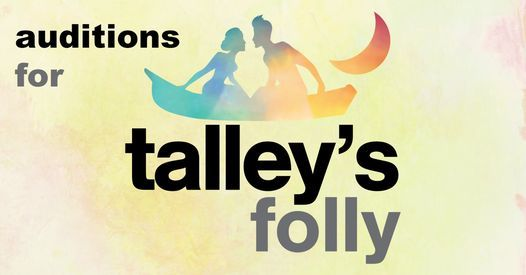 Auditions: Talley's Folly, 14 December | Event in Ocala | AllEvents.in