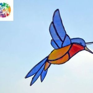 Stained Glass course - Maadi Branch