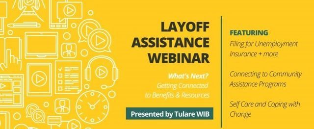 Free Layoff Assistance Webinar   Online Event   AllEvents.in