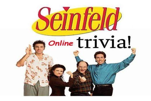 Seinfeld Trivia Night/Fundraiser, 6 November | Online Event | AllEvents.in
