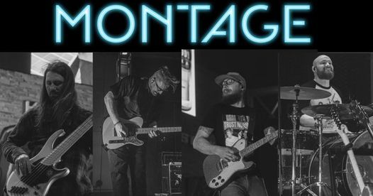 Montage | The Social Club, 10 September | Event in Overland Park | AllEvents.in