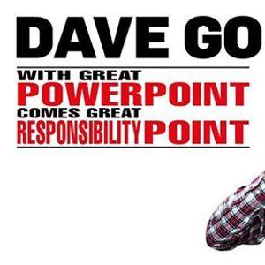 Dave Gorman Scarborough Spa Friday 1 November 2019