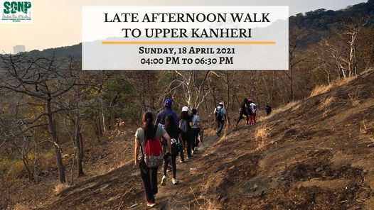 Late afternoon walk to Upper Kanheri, 18 April   Event in Dombivli   AllEvents.in