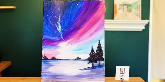 THINGS TO DO -PAINT & SIP EVENT AURORA