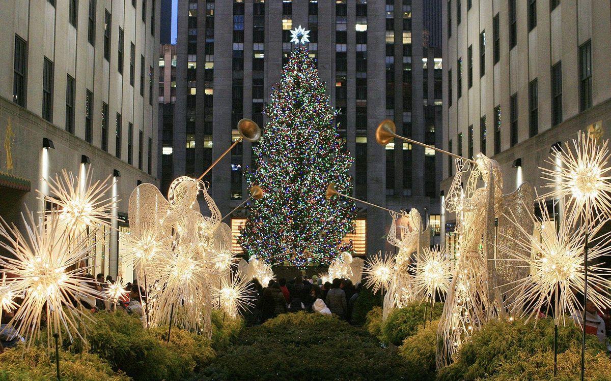 New York Dezember 2021