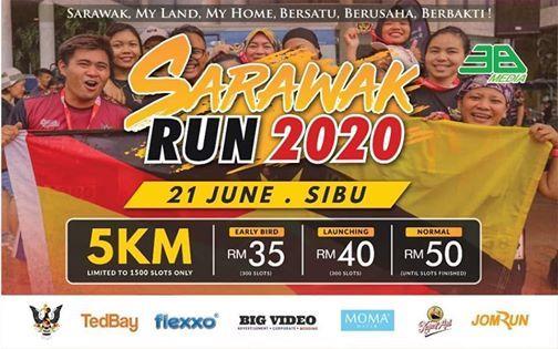 SIBU Sarawak Run 2020