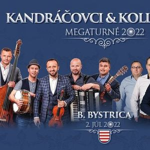 Kandrovci & Kollrovci OPEN AIR 2020 Bansk Bystrica
