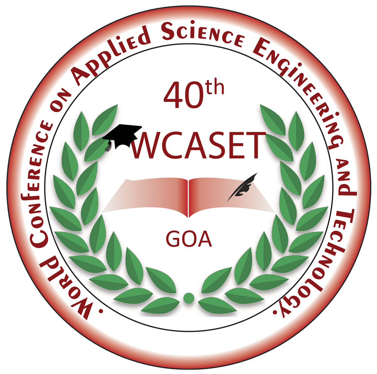 40th World Conference on Applied Science Engineering And Technology (40th -, 30 December   Event in Margao