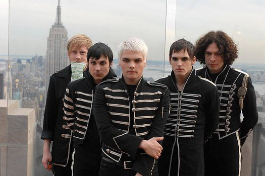 My Chemical Romance Live at Barclays Center - (Limited Tickets Available), 11 September | Event in York | AllEvents.in