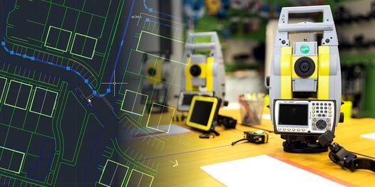 Setting out and Surveying With Total Station - Training Course | Event in Dublin | AllEvents.in