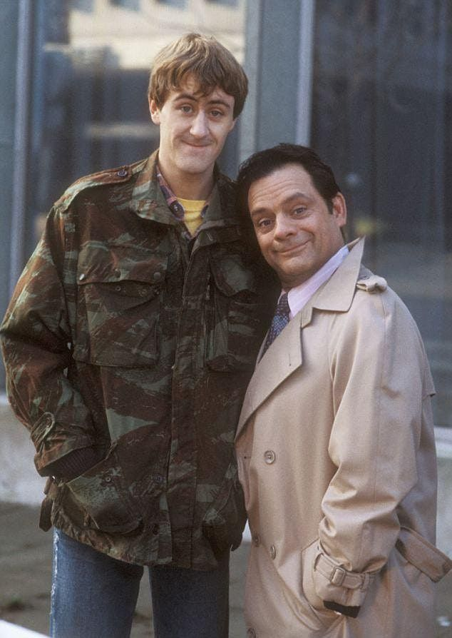 An Evening With David Jason & Nicholas Lyndhurst, 4 September | Event in derby | AllEvents.in