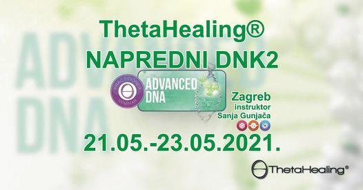 Napredni dnk2 ThetaHealing tečaj, 21 May | Event in Zagreb | AllEvents.in