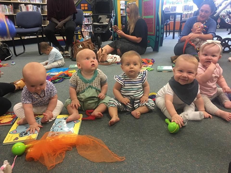 Baby Rhyme Time at Coffs Harbour Library, 7 May | Event in Coffs Harbour | AllEvents.in