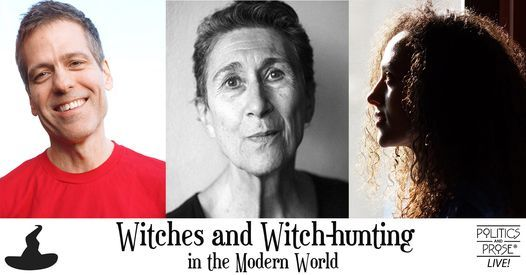 P&P Live! Witches and Witch-Hunting in the Modern World, 30 January | Online Event | AllEvents.in