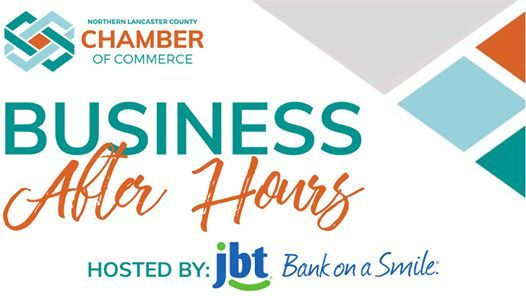 Business After Hours - Merger Mixer at Jonestown Bank & Trust Co ...