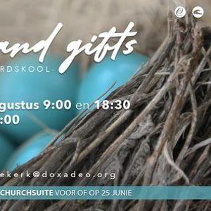 Cherish Woordskool  One Thousand Gifts by Ann Voskamp
