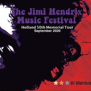 Verplaatst - The Jimi Hendrix Music Festival - Melkweg Amsterdam