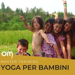Master training YOGA PER BAMBINI (FORMULA WEEK END) - BRESCIA