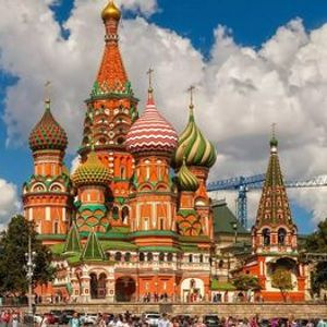 A Virtual Guided Tour of Red Square and the Kremlin