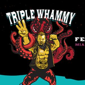 Chris Jerichos Rock N Wrestling Rager at Sea Triple Whammy