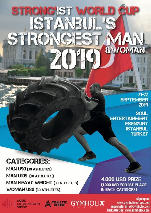 StrongIST World Cup 2019