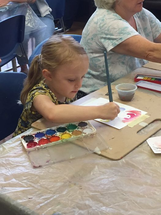 Saturday Art Clubs in 2020 at Arc Centre
