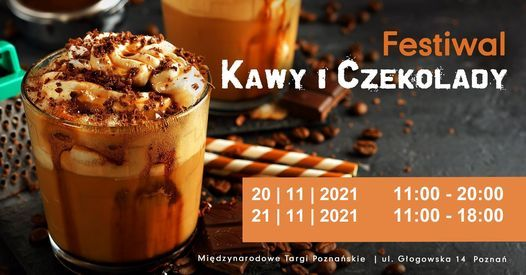 Festiwal Kawy i Czekolady, 20 November | Event in Poznan | AllEvents.in