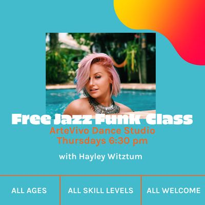 The Movement Intro to Jazz Funk & Hip Hop [FREE CLASS]