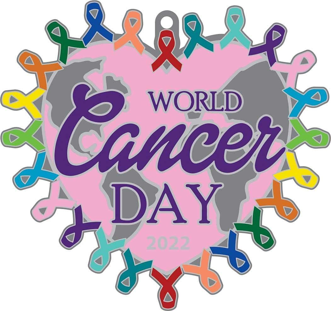 World Cancer Day 1M 5K 10K 13.1 26.2-Save $2, 4 February   Event in Madison   AllEvents.in