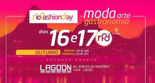 Rio Fashion Day - Edição Especial no Lagoon! | Event in Rio De Janeiro | AllEvents.in