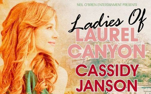 Cassidy Janson - Ladies of Laurel Canyon   Event in Bury St. Edmunds   AllEvents.in