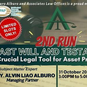 2ND RUN Last Will and Testament A Crucial Legal Tool for Asset Preservation