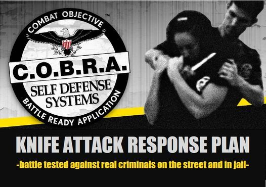 KNIFE ATTACK RESPONSE PLAN TRAINING COURSE, 4 December | Event in Bloemfontein | AllEvents.in