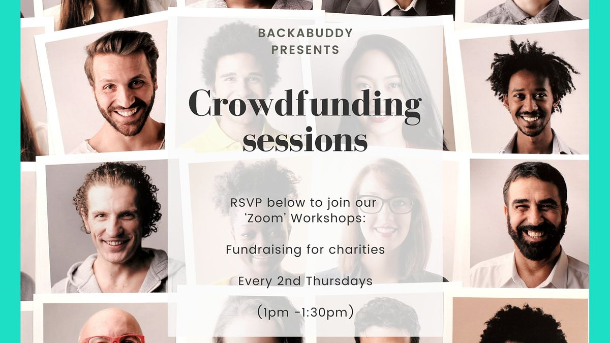 Online Crowdfunding Workshop: Raising Funds for your Charity | Event in Cape Town | AllEvents.in