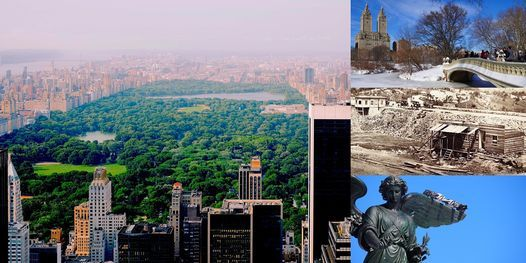 'Central Park: The World's Greatest Urban Green Space' Webinar, 22 March   Online Event   AllEvents.in