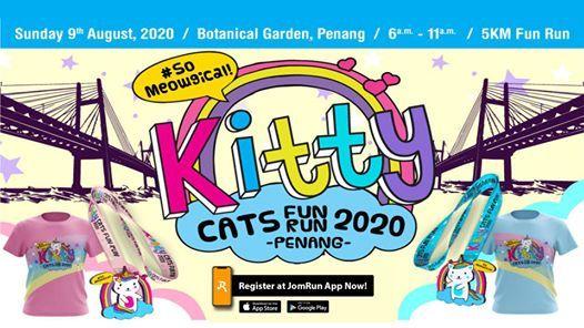 Penang Kitty Cats Fun Run