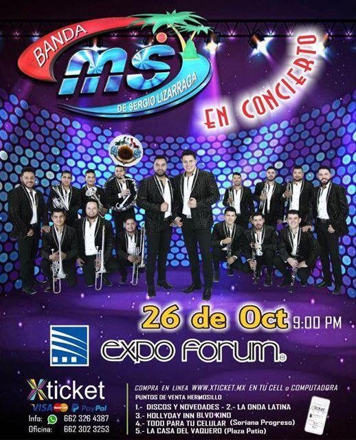 Banda ms en Hermosillo