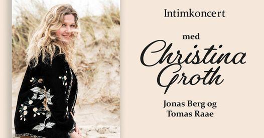 Intimkoncert: Christina Groth, 8 April | Event in Frederiksberg | AllEvents.in