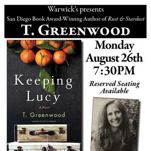 T. Greenwood - Keeping Lucy