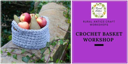 Crochet Bowl Workshop -, 9 July | Event in Melton Mowbray | AllEvents.in