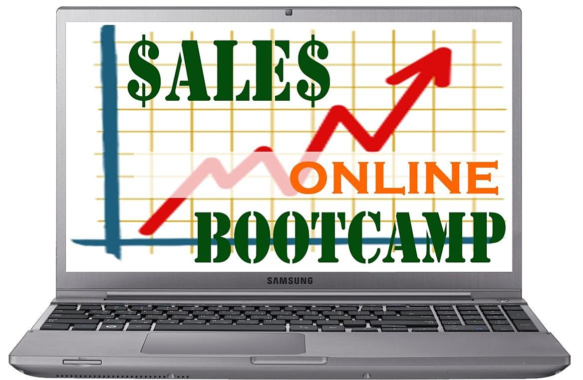 THE SALES BOOTCAMP™, 9 April | Online Event | AllEvents.in